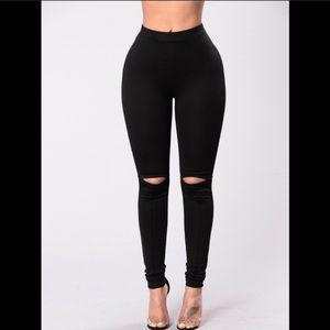 Fashion nova time to play pants legging